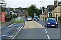 NS3477 : Pedestrian Traffic Lights on Cardross Main Road by David Dixon