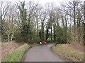 TL4527 : County boundary near Furneux Pelham by Malc McDonald