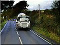 NS3676 : A814 near Ardoch by David Dixon