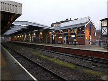 TA2609 : Grimsby Town Station by John Lucas