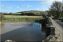 TQ5203 : Windover Hill and the River Cuckmere by Peter Jeffery