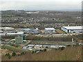 SE1719 : Dalton sewage works, Huddersfield by Stephen Craven