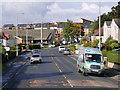 NS3875 : Dumbarton, Cardross Road by David Dixon
