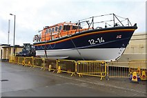 SC2484 : RNLI Ann and James Ritchie lifeboat by Richard Hoare