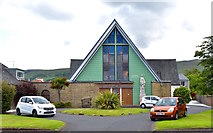 NS2059 : St. Mary Star of the Sea, Largs, North Ayrshire by Mark S