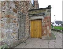 NO4900 : Church side door by Bill Kasman