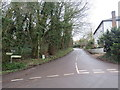 TL4032 : Lane in Anstey by Malc McDonald