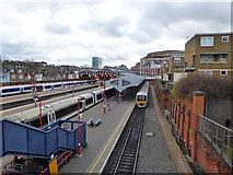 TQ2782 : Marylebone station by Robin Webster