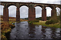 NX5564 : Big Water of Fleet Viaduct by Ian Taylor