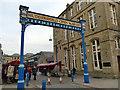 SE1416 : Portal for Huddersfield Open Market by Stephen Craven