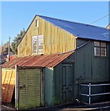 TQ2115 : Henfield, Sussex - the Tin Chapel by Ian Cunliffe