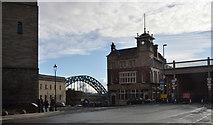 NZ2563 : St. Nicholas Street, Newcastle by habiloid