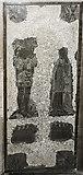 SK3871 : Memorial brass, St Mary & All Saints' church, Chesterfield by Julian P Guffogg
