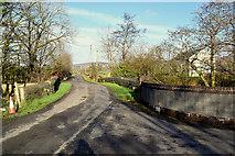 H4681 : Bridge along Timurty Road by Kenneth  Allen