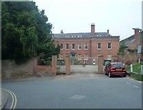 SO5074 : Dinham House (Ludlow) by Fabian Musto