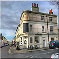 TQ3203 : Brighton - the Somerset Arms in Kemptown by Ian Cunliffe