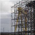 J3575 : Scaffolding, Belfast by Rossographer