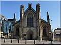 NS5964 : St Andrew's Cathedral, Glasgow - front by Stephen Craven
