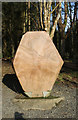 NX4465 : The Gem Stane, Kirroughtree Forest by Billy McCrorie