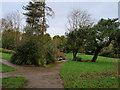 SD3138 : Bispham Rock Gardens by David Dixon