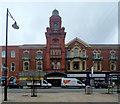 SD7109 : The Victoria Hall, Bolton by David Dixon