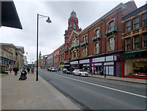 SD7109 : Knowsley Street, The Victoria Hall by David Dixon