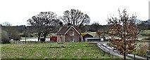 TQ2017 : Little Betley - near Henfield, Sussex by Ian Cunliffe