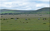 SN1329 : Gors Fawr Stone Circle by Mat Fascione