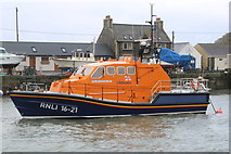 NW9954 : RNLB John Buchanan Barr by Billy McCrorie