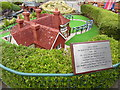 SU9391 : Green Hedges replica at Bekonscot Model Village by David Hillas
