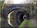 SP0189 : Birmingham Old Main Line Canal - summit bridges and tunnel by Chris Allen