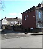 ST3186 : Marion Street towards Oswald Road, Newport by Jaggery
