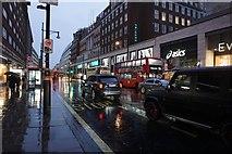 TQ2881 : Oxford Street, London by Ian S