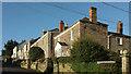 SW9872 : Listed houses, Whiterock Road, Wadebridge by Derek Harper