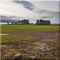 NH9154 : Field below Craggie Farm by valenta