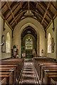 SS6140 : Nave, Church of St James, Arlington by Ian Capper