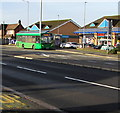 ST3090 : Malpas Court bus at a Malpas Road bus stop, Newport by Jaggery