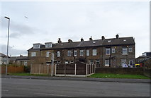 SE1734 : Houses on Northcote Road (A6177), Bradford by JThomas