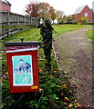 SO7708 : When did you last worm your dog? Whitminster by Jaggery