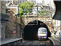 NT2473 : Haymarket tunnel, western portal by Stephen Craven