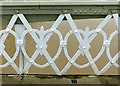 TF0306 : Albert Bridge, Stamford – detail by Alan Murray-Rust