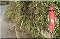 SW8259 : Postbox, Trevemper by Derek Harper