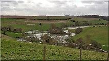 SE4738 : Bloody Meadow by Mick Garratt
