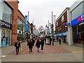 SU1484 : Canal Walk in Swindon by Steve Daniels