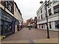 SU1484 : Fleet Street in Swindon by Steve Daniels
