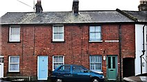 TQ2116 : North Cottages, Furners Lane by Ian Cunliffe