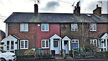 TQ2116 : Houses on Furners Lane by Ian Cunliffe