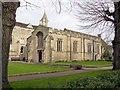 TF0307 : Stamford School Chapel by Alan Murray-Rust