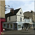 TF0207 : 1 Red Lion Square, Stamford by Alan Murray-Rust