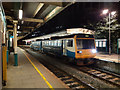 ST1876 : Pacer train at Cardiff Queen Street by Gareth James